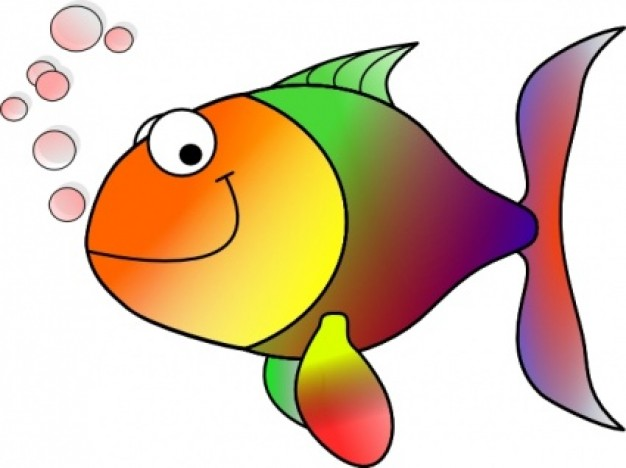 Clip Art - fishing by district
