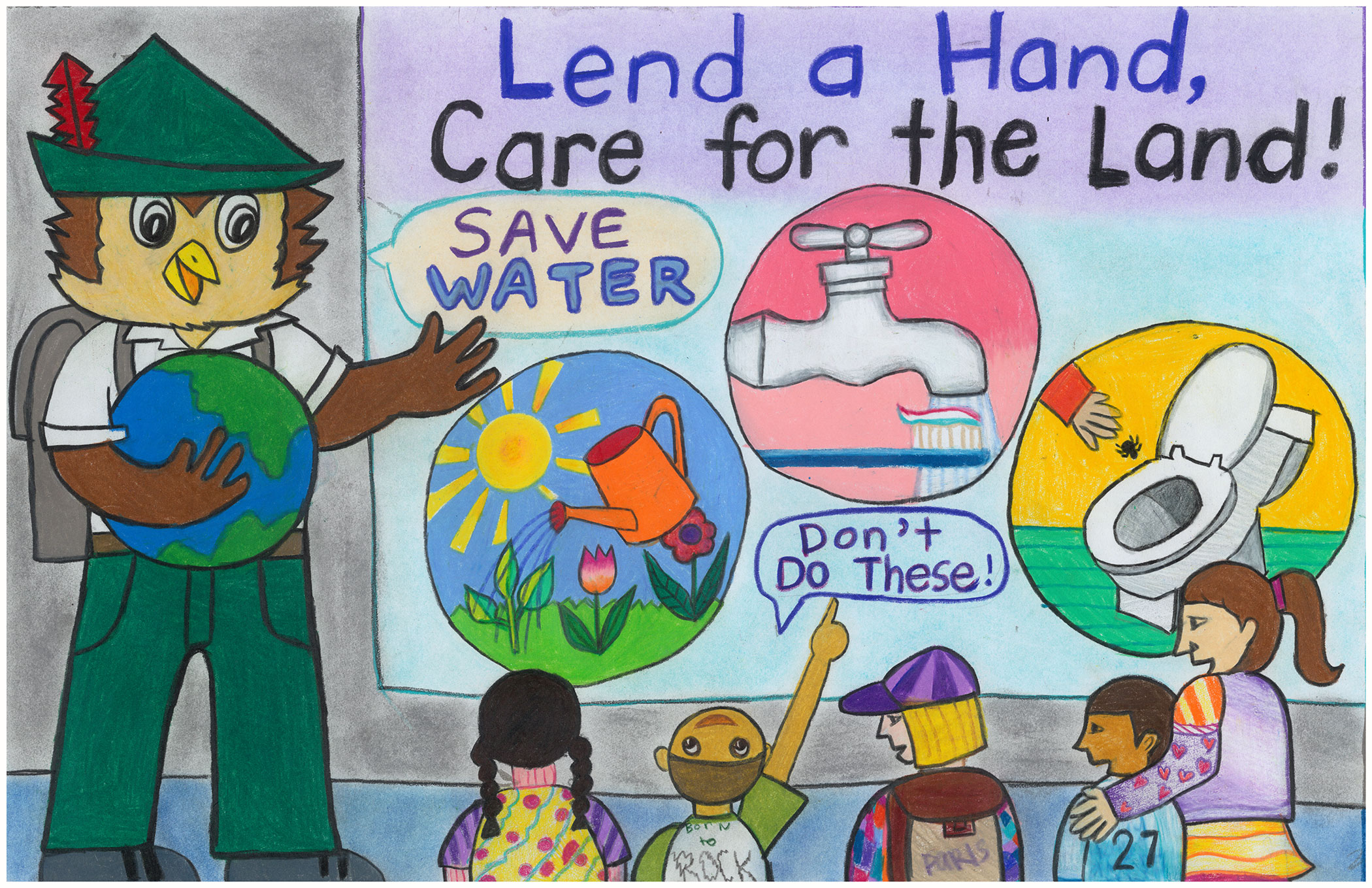 Conservation Education - Poster Contest