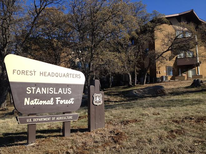 Stanislaus National Forest Headquarters