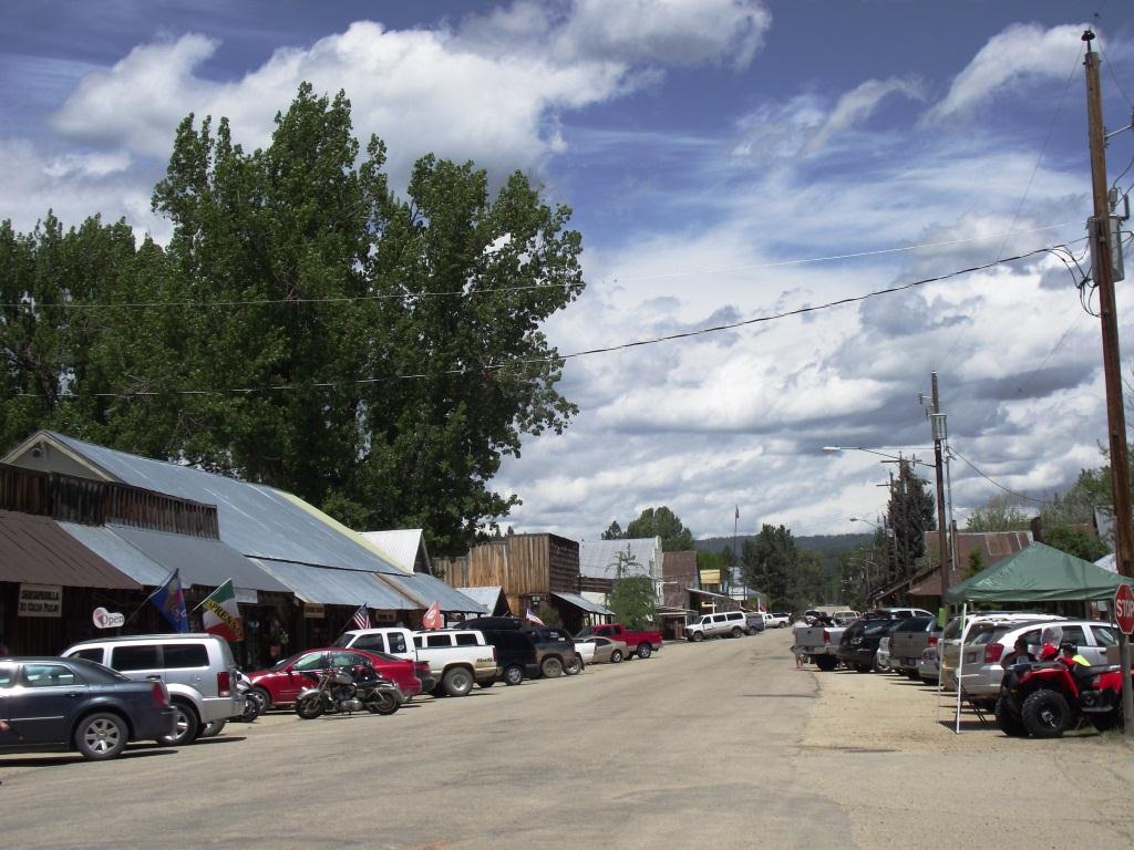 Historic Town of Idaho City