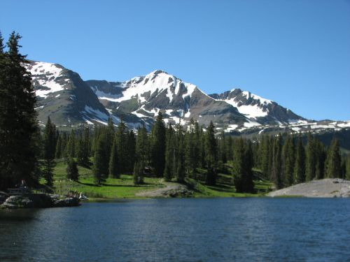 Photo of Irwin Lake.