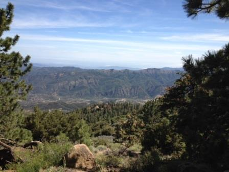 Pine Mountain - Ojai Ranger District