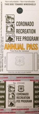 CNF Annual Pass 2014