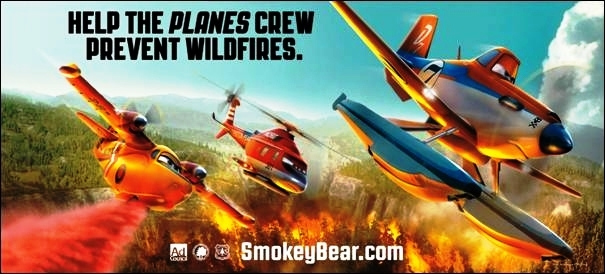 "Disney ""Planes:  Fire & Rescue"" movie"