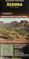 Image of Sedona Outdoor Recreation Map