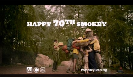 Smokey Bear Birthday