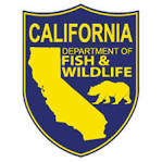 This is the logo for the California Department of Fish and Wildlife