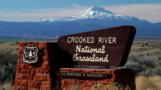 The only national grassland in the Pacific Northwest