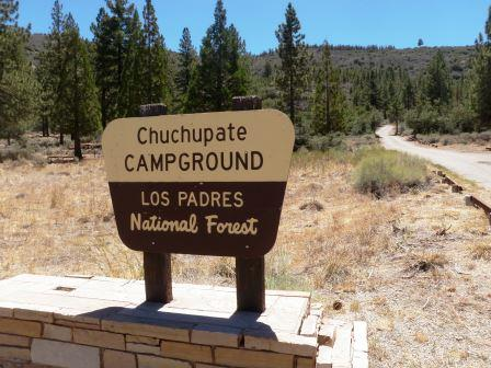 [image] Chuchupate Campground