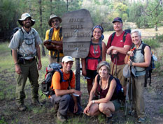 Wilderness Volunteers