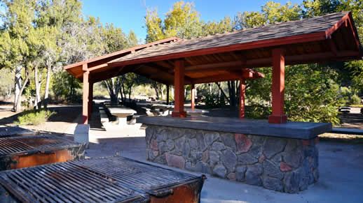 Cave Creek Picnic Area