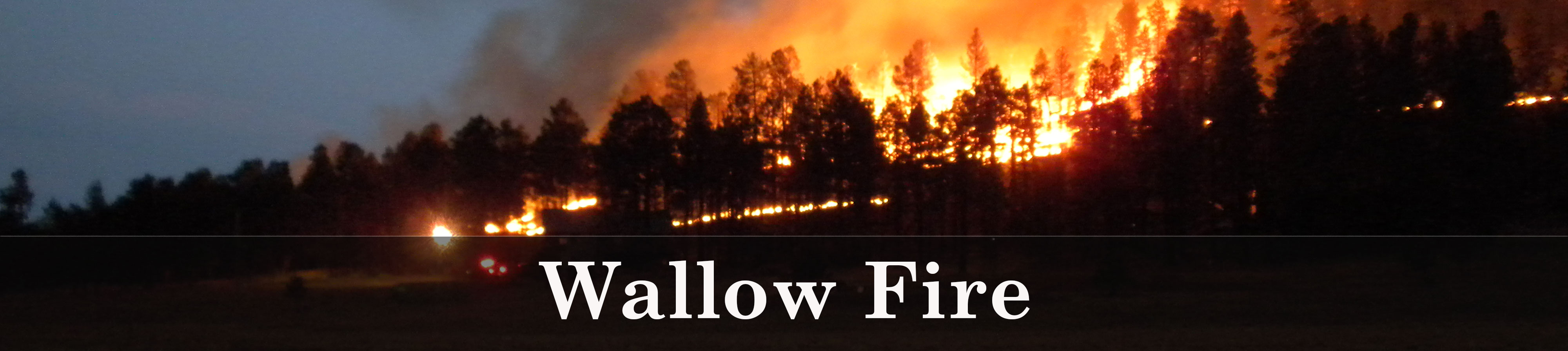 Wallow Fire