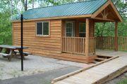 Beau Zilpo Cabin, Small
