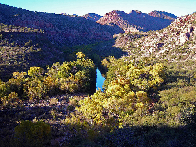 Sycamore Canyon Wilderness