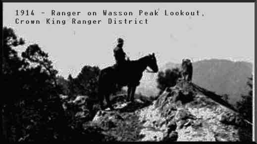 Historic Photos of the Prescott National Forest, Click photo for more information