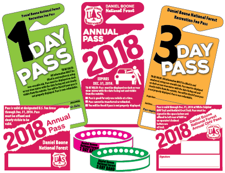 2015 Passes for sale