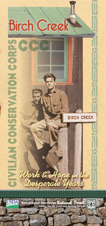 Birch Creek CCC Brochure