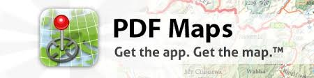 Logo for Avenza PDF mapping App for mobile devices