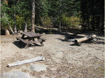 Tom Bennett Campground Site #4