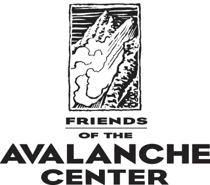 Logo for Friends of Avalanche Center