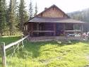 West Boulder Cabin, Yellowstone Ranger District, available for rent