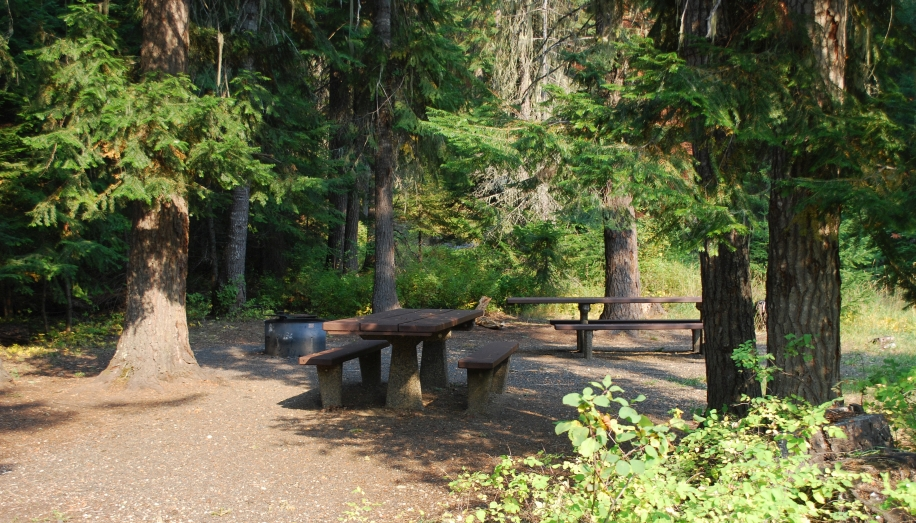 Powell Campground