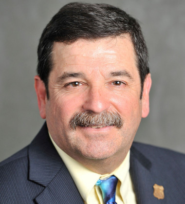 Photo of Regional Forester Jim Peña