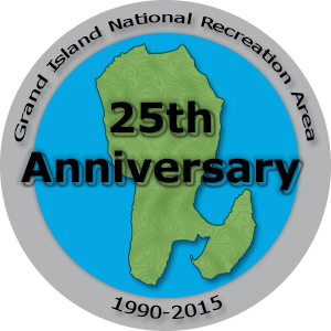 Partner's Grand Island 25th Anniversary Logo
