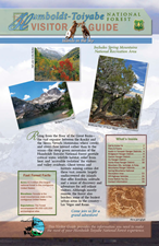 Humboldt-Toiyabe Visitor Guide Image