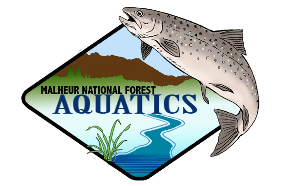 Malheur Aquatics Program Logo