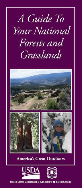 Guide to National Forests and Grasslands
