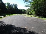 View of entry into Campton Day Use Area.