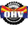 Logo for Arizona OHV Ambassadors