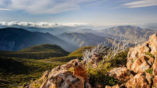 Garnet Peak at the Transition Zone Photo By Alexander S. Kunz
