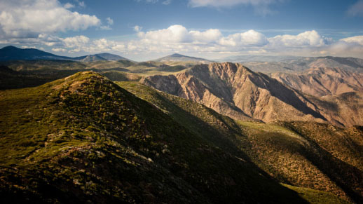 Laguna Mountains at Monument Peak Photo By Alexander S. Kunz
