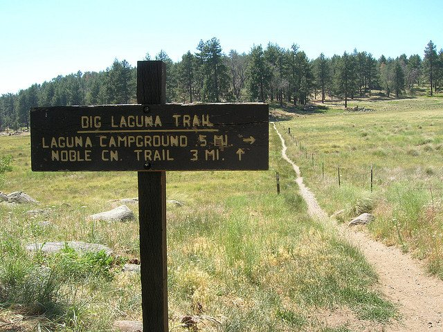 Big Laguna Trailhead