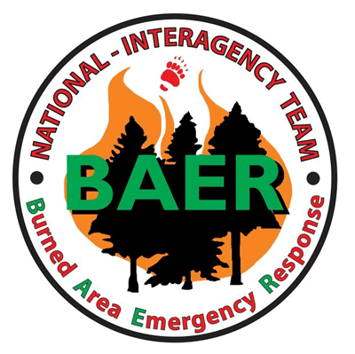 Burned Area Emergency Response Logo