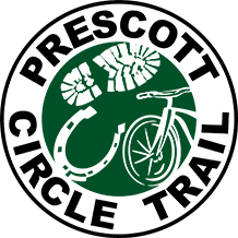Prescott Circle Trail logo