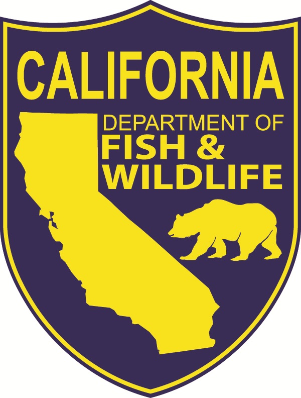 California Department of Fish and Wildife logo
