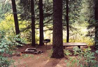 Hollywood Campground