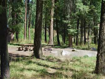 Tie Creek Campground