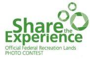 Share the experience - photo contest