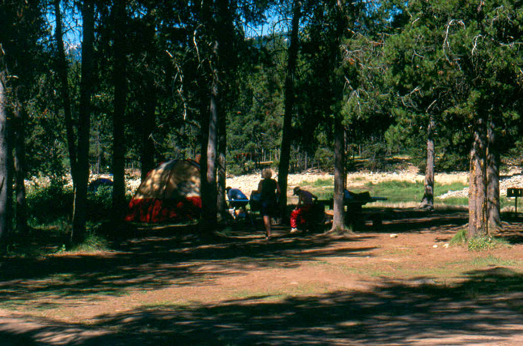 Pen Basin Campground