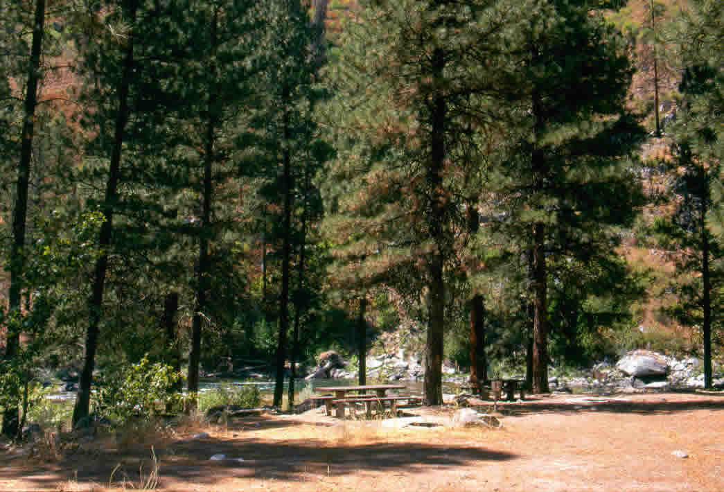 Badger Creek Campground