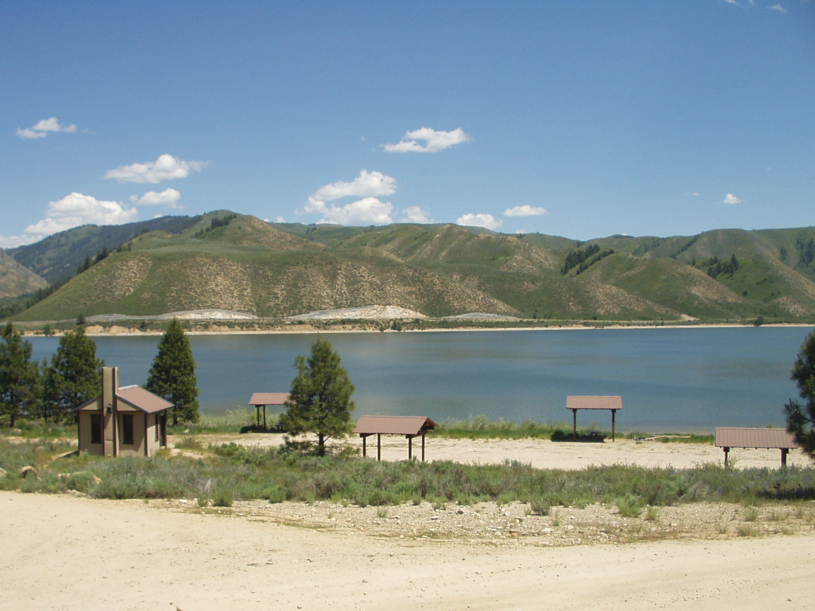 The Two Large Reservoirs Within Mountain Home RD Are Arrowrock And Anderson Ranch Both Offer Plenty Of Motororized Non Motorized Boating