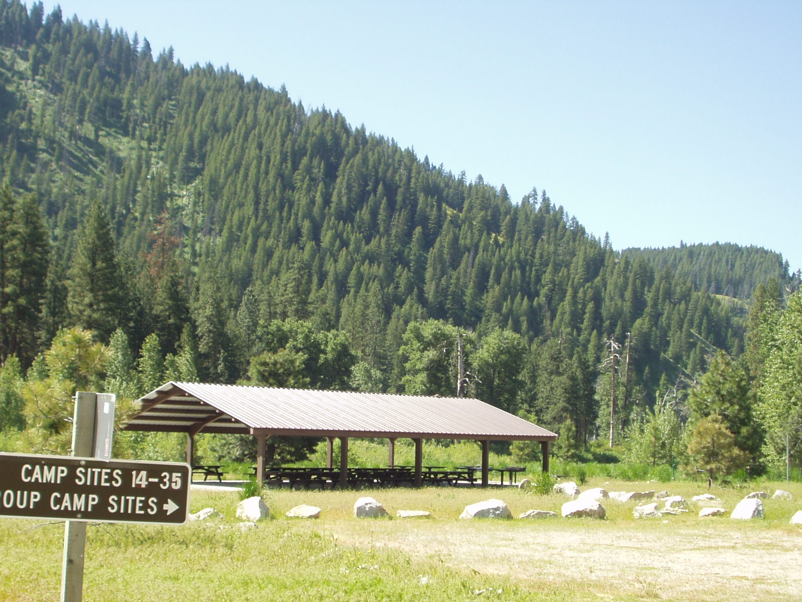 Elks Flat Group Campground