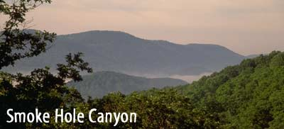 Smokehole Canyon