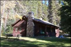 Photo of Red Ives Cabin