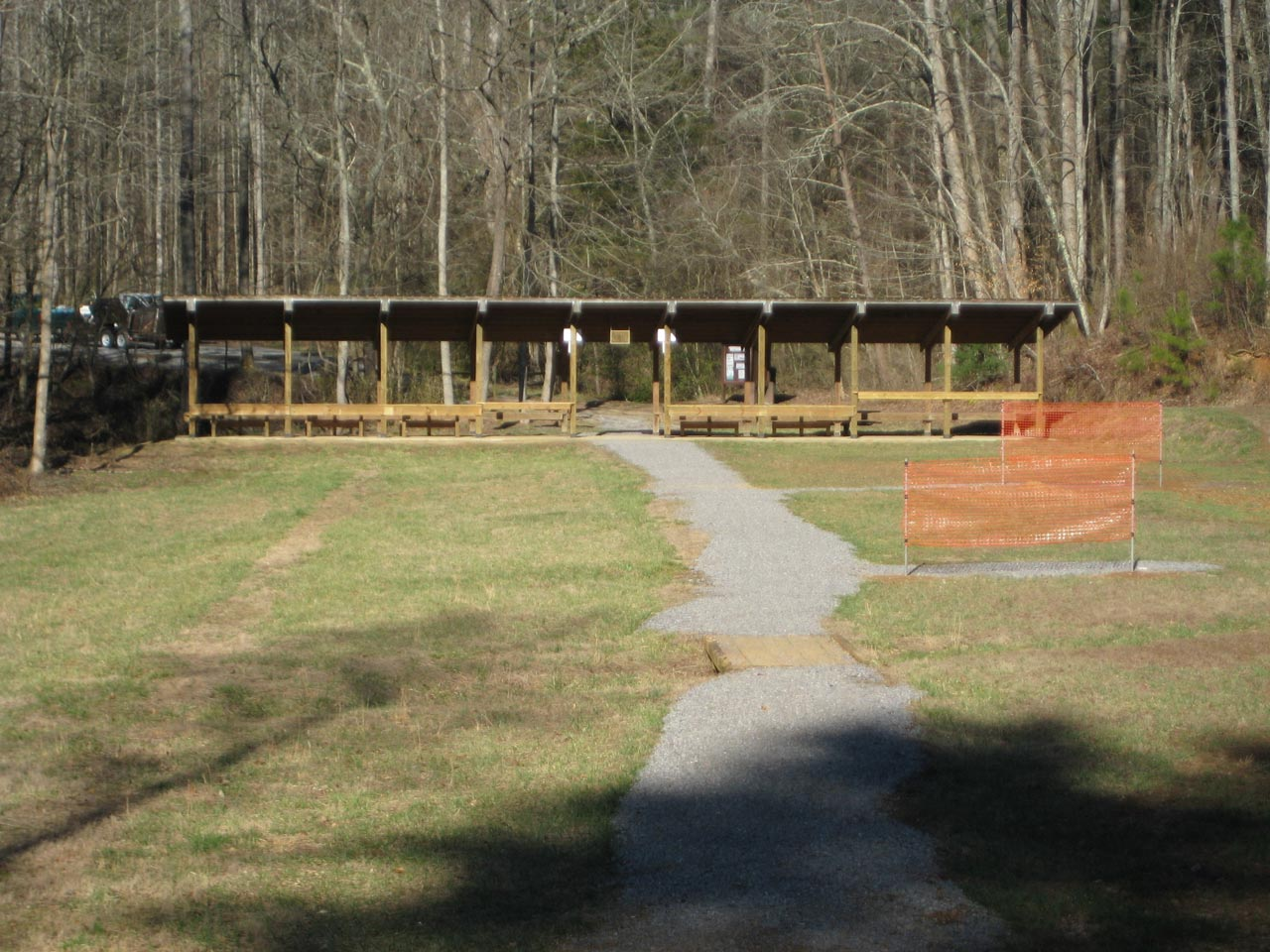 Photo of the Sumac Creek Shooting Range