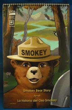 Cover of Smokey's Big Book